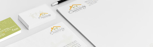 Business stationery printing and design