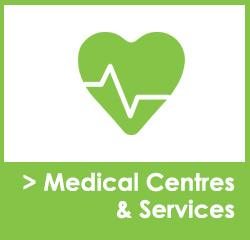 Medical Centres & Service Websites