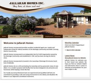Jallarah Homes Inc