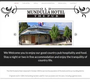 Mundulla-Hotel