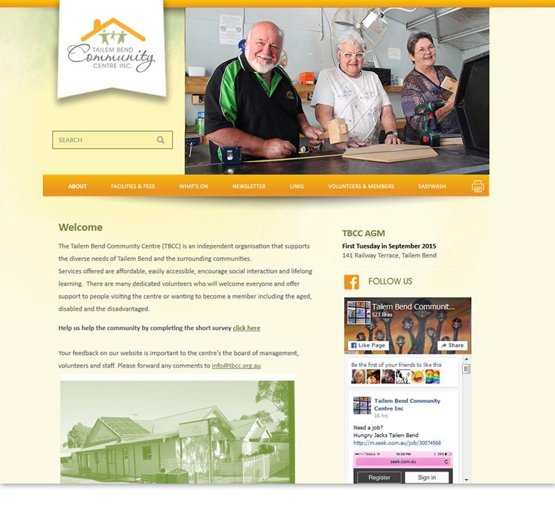 Tailem Bend Community Centre