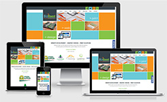 Mobile Responsive website design, south australia