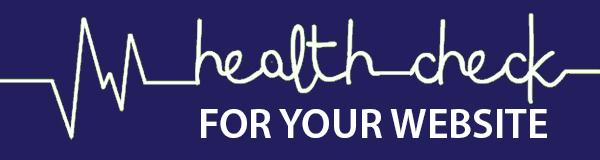 Your website needs a health check