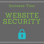 How to increase your website security