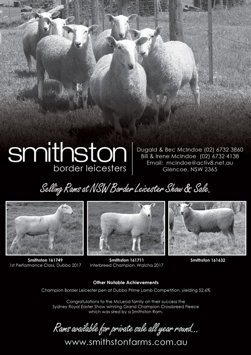 Smithston---Muster-Advert