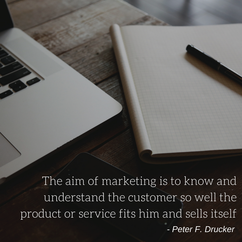 The-aim-of-marketing-peter-drucker